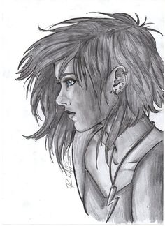 Thalia grace. She's the daughter d Zeus who turned into the tree when she died tht keeps the Camp safe that gets poisoned. She died tryin to get like and annabeth to safety with Grover, the same satyr who found Percy Jackson and got his mother taken by the Minotaur. Don't you just love it how I remember everything???