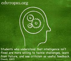 Students And Intelligence Quote Via Www.Edutopia.org