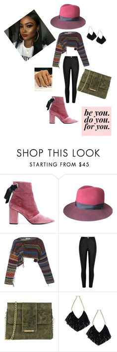 """""""86:2"""" by t-tmorgan ❤ liked on Polyvore featuring Robert Clergerie, rag & bone, Tuscany Leather and Ettika"""