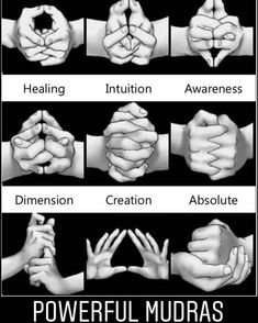 Mudras are hand gestures used during meditation that channel your energy flow towards specific goals. These are some mudras for healing and transformation Chakra Meditation, Chakra Healing, Indian Meditation, Kundalini Yoga, Vipassana Meditation, Chakra Art, Meditation Art, Chakra Mantra, Magick