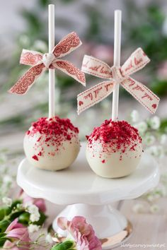Cake Pops, Chocolate, Panna Cotta, Cake Decorating, Bakery, Sweets, Candy, Ethnic Recipes, Food