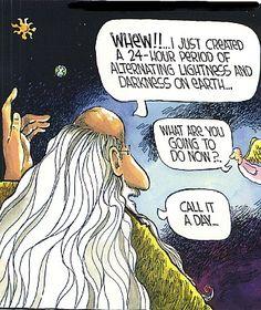 Bible Nerd: humour