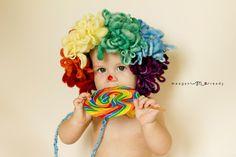 Circus Clown 1st Birthday Party - Ideas de Kara Party - El lugar para todo el partido de las cosas