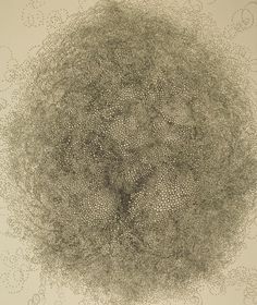 Hiroyuki Doi, Untitled - I really like this texture.