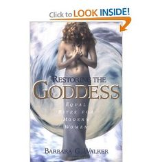 I loved this book.  Walker has researched her subject well.  This book is full of facts women should know about spirituality and the sacred feminine.