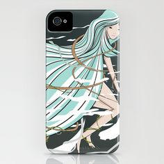 fly. iPhone Case by wit_art - $35.00