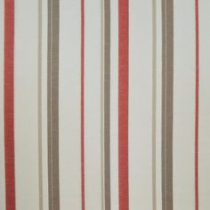 Classified Poppy 80% Polyester/20% Linen 300 drop |Vertical Stripe Curtaining Stuart Graham, Striped Curtains, Poppy, Drop, Fabrics, Decor Ideas, Collection, Country, Home Decor