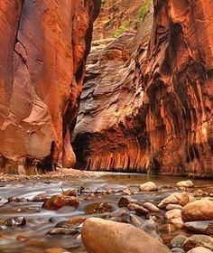 Parks: Zion National Park, Utah
