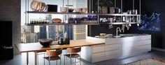 Italian kitchen design Italian kitchens by Antonio Citterio - ARCLINEA
