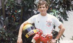 Sport Club Corinthians Paulista - Ayrton Senna