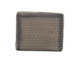 !!!Harbour 2nd Hariet Soft Weaving 2 Stone grey Damenportmonee