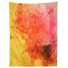 Allyson Johnson Early Sunset Tapestry