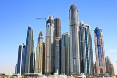 23. Elite residence in Dubai, UAE 1247 ft