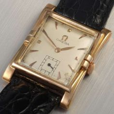 Omega Ultra- flat, Reference OT3868, Gold, 1945
