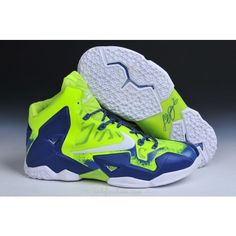 newest 78cc4 1fc10 Buy Black Friday Deals Nike LeBron 11 Custom Sapphire Fluorescent Green  from Reliable Black Friday Deals Nike LeBron 11 Custom Sapphire Fluorescent  Green ...