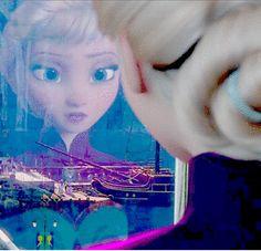 Elsa~Reflection