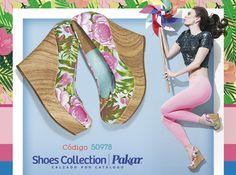 Moda Shoes Collection Pakar Plataformas