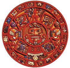 I would like to get a big copy of the Mayan calandar to put up behind the bar-- since it is THEIR calendar that predicts 2012 is the last year!