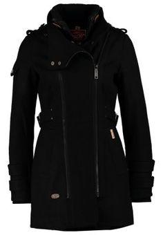 DREDOG - Classic coat - black