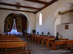 posible interior iglesia.