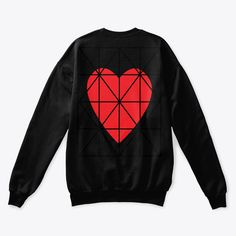 Love Cards, Sweatshirts, Creative, Clothing, Sweaters, T Shirt, Design, Fashion, Outfits