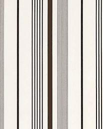 Tapet Gable Stripe Cordovan från Ralph Lauren
