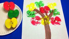 * Apple Print Trees