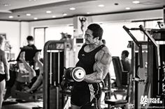 Lee Seung Chul (이승철, Korean Bodybuilder) / Magazine 'Muscle & Fitness' Interview in 2014