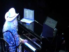 """After an introduction by Elton John, Leon Russell performs """"In The Hands of Angels"""" from The Union CD, live in Asheville 11-16-10  Please visit: http://ww2.eltonjohn.com/union/index.html"""