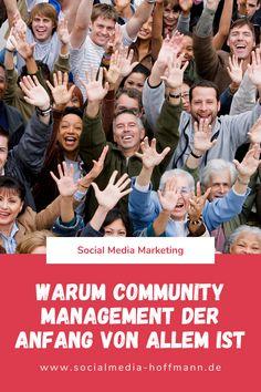 #communitymanagement #socialmediamarketing #socialmediamarketingagentur Community Manager, Tricks, Social Media Marketing, Blog, Movie Posters, Social Networks, Psychics, Film Poster, Blogging