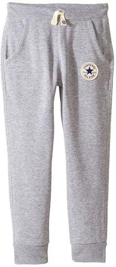 2948226fdd9d Converse Core Rib Cuff Pants (Toddler Little Kids) Casual Pants