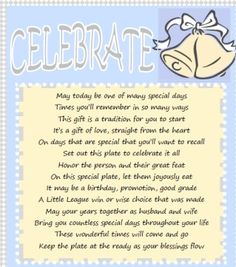 a great wedding gift or baby shower and baptism gift too printable poem cards for all three occasions