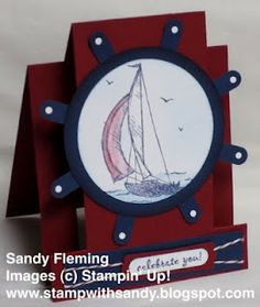 Stamp with Sandy: Father's Day card #2