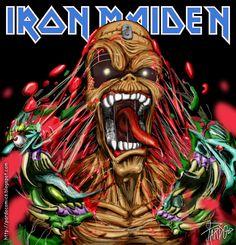 eddie maiden | 4simplex | Eddie Iron Maiden (137)