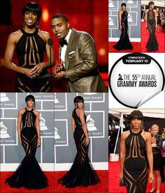 kelly rowland 2013 Grammy awards