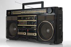 Sankei UHER TCR-S93 Cassette Recorder, Boombox, Audio Equipment, Childhood Memories, Digital, Radios, Tech, Japan, Studio