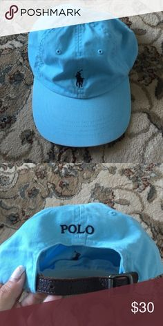 Polo Ralph Lauren Hat message me for any questions! like new :) Polo by Ralph Lauren Accessories Hats