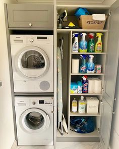 "Laura on Instagram: ""Here's a room you've never seen before 🤣 #cleaningcupboard #iamahincher #selfbuild #instaclean #mrshinch #hincharmy #hinching…"""