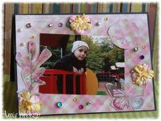 Ania tworzy: Staś tworzy: kartka dla cioci Agatki
