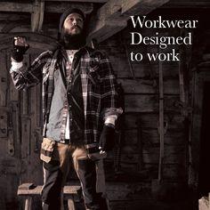 Workwear Designed to work.Unsere Berufskleidung ist nicht nur stabil und strapazierfähig, nein sie ist auch hochfunktional und super bequem.Jedes Kleidungsstück ist perfekt auf seine Aufgabe im Handwerk abgestimmt.Wir haben da Taschen angebracht, wo der Handwerker sie braucht und haben die so groß und stabil gemacht damit sie auch lange benutzt werden können.Jedes Kleidungsstück ist mit anderen kombinierbar und sieht unverschämt gut aus.