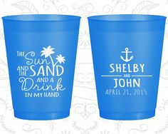 Custom Frosted Cups, Shatterproof Cups, Frost Flex Cups, Frosted Cups, Frosted Plastic Cups, Personalized Frosted Cups (233)