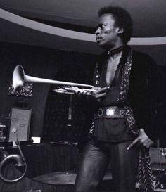 Miles Davis by Anthony Barboza,1971, New York.