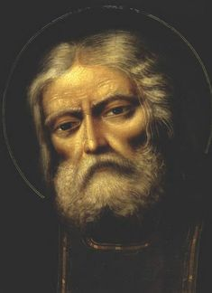 Saint Seraphim of Sarow, Serafim Sarovski  СВ. ПРЕПОДОБНЫЙ СЕРАФИМ, САРОВСКИЙ ЧУДОТВОРЕЦ