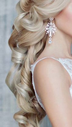 Born A Southern Belle Wedding Story, Dream Wedding, Wedding Castle, French Wedding, Wedding Ideas, Wedding White, Pretty Hairstyles, Wedding Hairstyles, Amazing Hairstyles