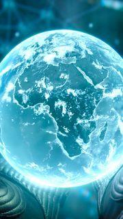 iPhone壁紙Prometheus Earth i… おすすめスマホ壁紙