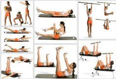 10 ejercicios para definir el abdomen