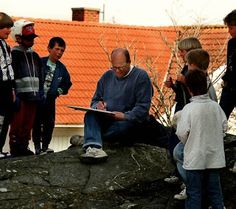 Ulf Sveningson Teaching?