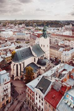 Lviv, Ukraine by the.redhead.and.the.wolf