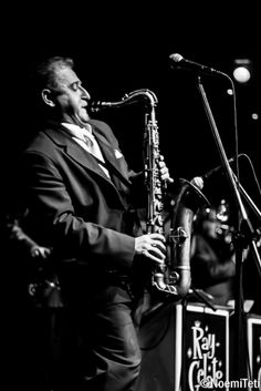 My live report: Ray Gelato & The Giants @ Blue Note Milano!