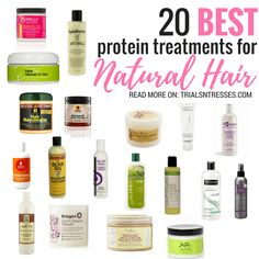 """20 Best Protein Treatments For Natural Hair """" Hair Care, You can throw out your unnatural conditioners, hair serum, and styling products, and replace them with this coconut oil which is an all-natural proble. Best Natural Hair Products, Natural Haircare, Natural Hair Tips, Natural Hair Styles, Natural Beauty, Hair Protein, Best Protein, Hair Mayonnaise, 4c Hair"""